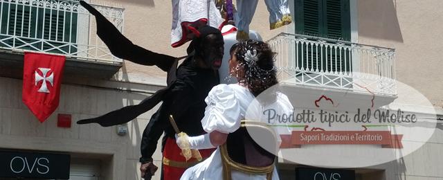 La processione dei Misteri di Campobasso