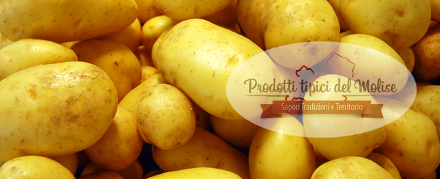 Tiella di patate e pomodori alla molisana