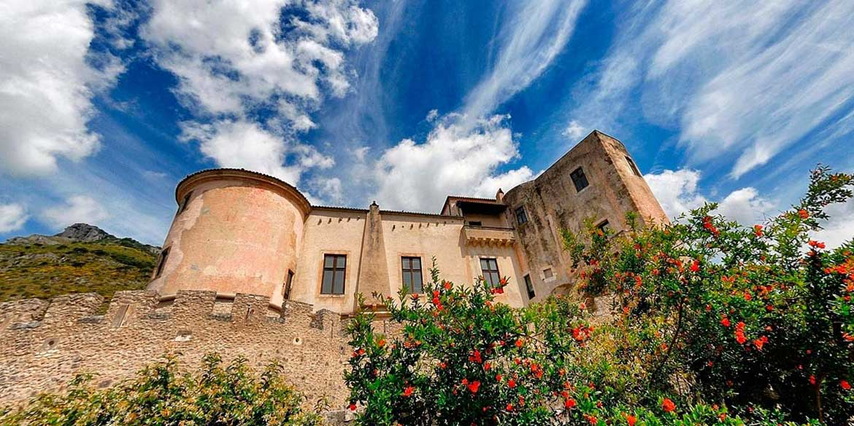 Il Castello Pandone di Venafro