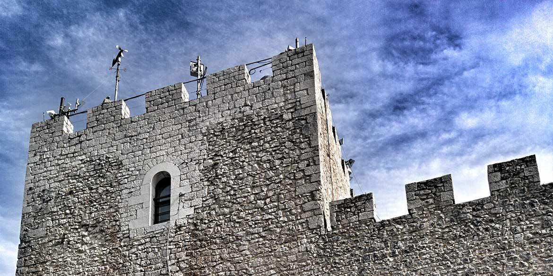 Il Castello Monforte di Campobasso