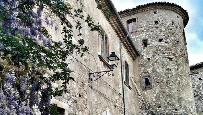 Il Castello Ciamarra di Torella del Sannio
