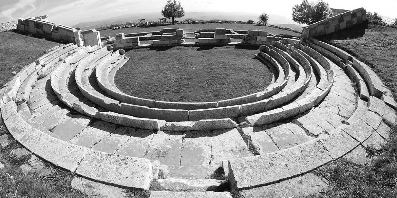 Pietrabbondante – Il santuario
